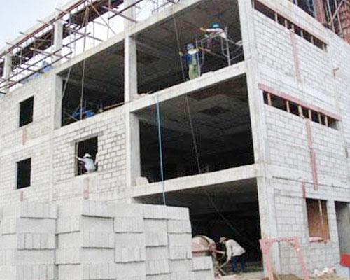 Xu hướng đầu tư vào sản xuất gạch bê tông nhẹ